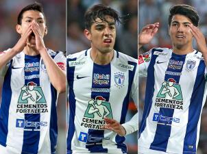 Las 'Joyas' del Pachuca quieren la revancha en una final