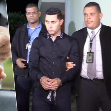 Encarcelan a Jensen Medina tras nueva fianza de $250,000 por falsificación de licencia