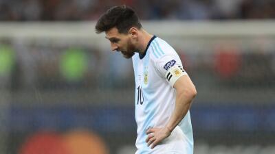 Lionel Messi es el gran ausente en el Equipo Ideal de la Copa América 2019