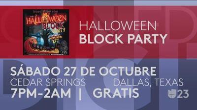 Fiestas de Halloween y más eventos para este fin de semana