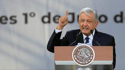 AMLO asegura que ha cumplido 78 de 100 compromisos establecidos, tras un año de haber sido elegido como presidente