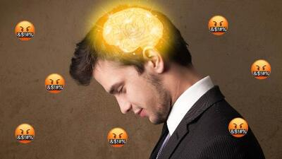 Quienes dicen malas palabras son más inteligente y felices, según estudio