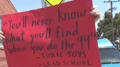 Lanzan campaña para que '99 Cents Only Stores' elimine de sus productos sustancias químicas