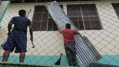 Nicaragua y Costa Rica decretan alerta total por paso del huracán Otto