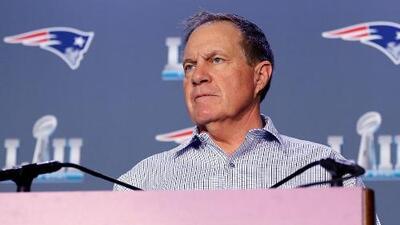 """Bill Belichick: """"Es un privilegio para New England Patriots estar en el Super Bowl LII"""""""