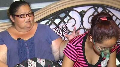 Así son 24 horas con una familia que padece el drama de supervivencia tras el paso del huracán María en Puerto Rico