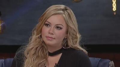 """¿Eras amante de Esteban Loaiza?"": Chiquis Rivera responde esta difícil pregunta sin pelos en la lengua"