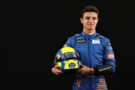McLaren comunica que Lando Norris dio positivo por COVID-19