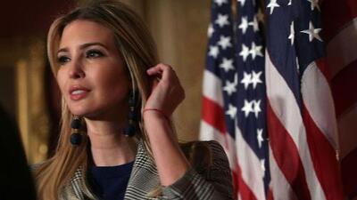 Personas influyentes le envían mensajes a Ivanka Trump para que interceda por los dreamers