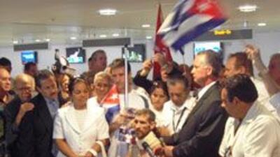 Ariel Sigler, ex reo político cubano llegó a Miami