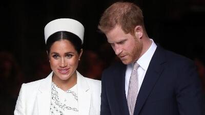 ¿De quién quieren alejarse? Lo que se comenta sobre la posible mudanza de Meghan, Harry y su bebé a África