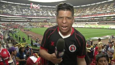 Destápate: Fanáticos del América vs. Tijuana de la Fecha 13 sacan su coraje