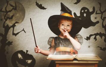 Libros escalofriantes para los chicos en octubre