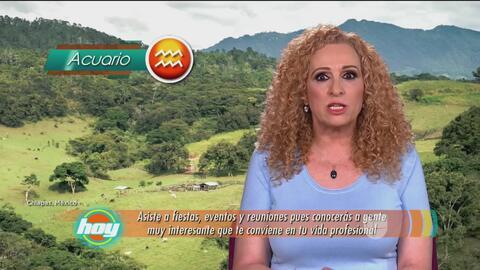 Mizada Acuario 05 de junio de 2017