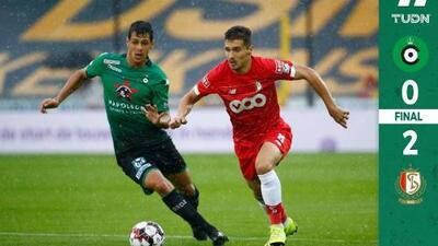 Standard, sin Ochoa, inicia con triunfo en la Pro League
