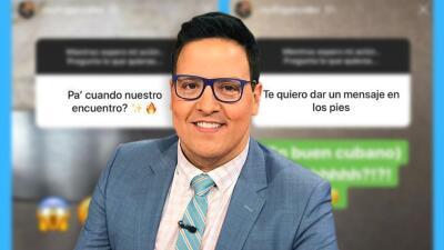 Raúl González se divirtió respondiendo dudas y hasta pícaras propuestas de sus seguidores