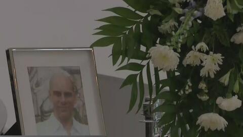 El último adiós al bibliotecario asesinado en Miami Gardens: su familia pide ayuda para dar con el responsable
