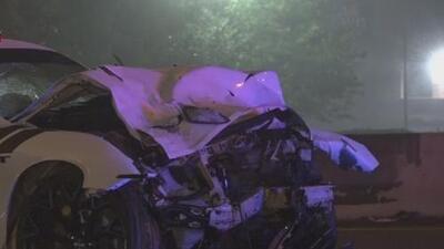 Dos accidentes de tráfico en Dallas dejan a dos mujeres muertas y a un conductor de limosina herido