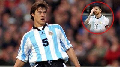 Almeyda criticó la falta de una filosofía de juego en la selección Argentina y defendió a Messi