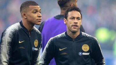 Barcelona ya sondea a Mbappé y Neymar