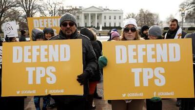 Caminos a la legalización tras el fin del TPS para El Salvador