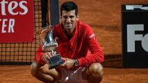 Djokovic quiere ser el mejor de todos