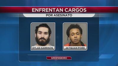 Dos hombres enfrentan cargos por asesinato