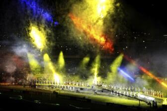 Las fotos curiosas del fútbol mundial