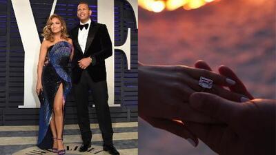 JLo finalmente tiene su anillo de compromiso y no es precisamente barato