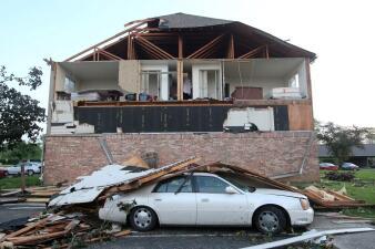 """""""Sonó como un tren cerca de nosotros"""": la destrucción de varios tornados en Ohio e Indiana"""