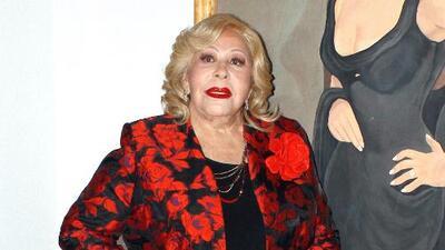 Silvia Pinal no quiere que se revelen todos los galanes que tuvo en su juventud en la serie que contará su vida