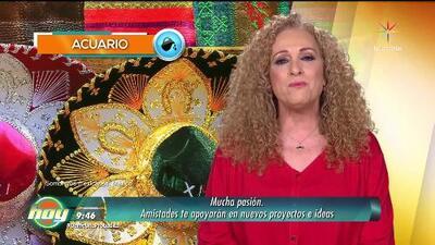 Mizada Acuario 30 de enero de 2018