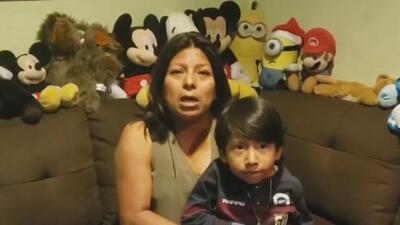 """""""No supe qué hacer"""", el dramático testimonio de la mamá del pequeño al que dos oficiales salvaron de ahogarse"""