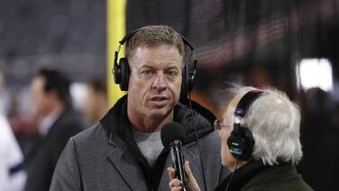 Aikman: Jerry Jones necesita hacer un gran cambio con Cowboys