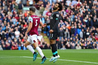 En fotos: La contundente victoria del Liverpool sobre el Burnley