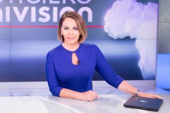 In photos: María Elena Salinas: a life dedicated to journalism