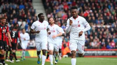 Bournemouth 1-2 Liverpool: Los 'Reds' prolongan su crecimiento