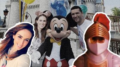 El esposo de Jacky Bracamontes debuta en la actuación (y con Disney)