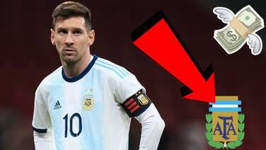 ¡Argentina pierde medio millón sin Messi! Marruecos se niega a pagar, exige un rival Clase A