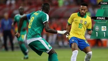 Amargo festejo de Neymar en su centenario