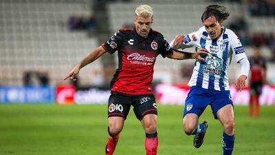 Cómo ver Club Tijuana vs Pachuca en vivo, por la Liga MX