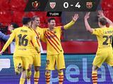 EN VIVO | ¡Doblete de Messi! Barcelona, a minutos de la Copa del Rey