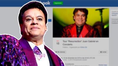Anuncian concierto 'Resurrección' de Juan Gabriel con Jenni Rivera y miles dicen que asistirán