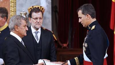 Texto íntegro del discurso del Rey Felipe VI ante las Cortes