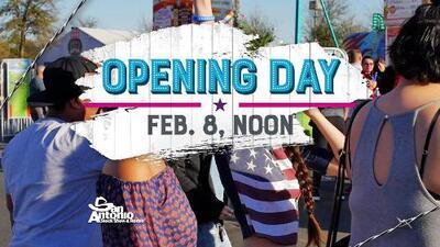 Let's Rodeo on Thursday San Antonio!