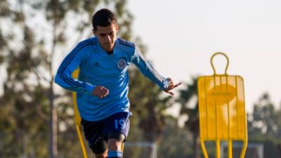 Paraguayo Jesús Medina explica por qué dejó pasar ofertas de Europa para llegar al New York City FC