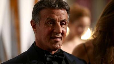 """""""Estoy vivo, feliz y saludable"""", dice Sylvester Stallone al desmentir la falsa noticia de su muerte"""
