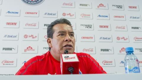 Coyote quiere ver más jugadores con la vergüenza deportiva de Jesús Molina