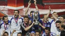 ¡La gran sorpresa! Revive el camino a la gloria de Grecia en la Eurocopa 2004