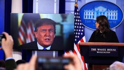 La Casa Blanca lucha por sacar de la agenda pública el tema de la salud mental de Trump, según Washington Post